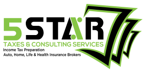 5 Star Taxes & Consulting Services | Chicago IL